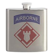 20th Engineer Brigade.png Flask