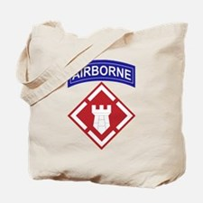 20th Engineer Brigade.png Tote Bag