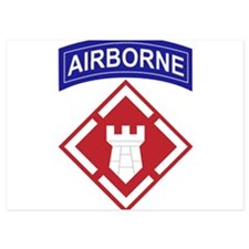 20th Engineer Brigade Invitations