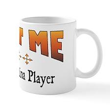 Trust Concertina Player Mug