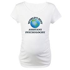 World's Best Assistant Psycholog Shirt