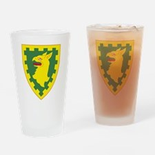 15th Military Police Brigade.png Drinking Glass