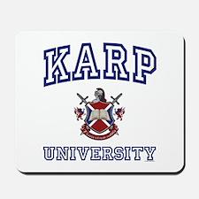 KARP University Mousepad