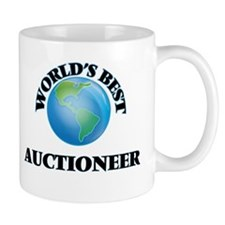 World's Best Auctioneer Mugs