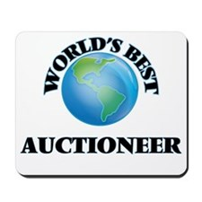 World's Best Auctioneer Mousepad