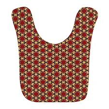 elegant decorative pattern Bib