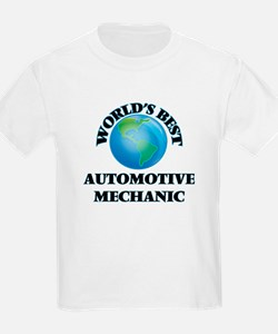 World's Best Automotive Mechanic T-Shirt