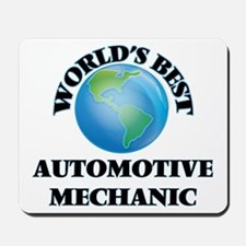 World's Best Automotive Mechanic Mousepad