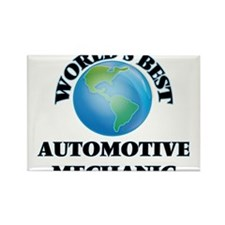 World's Best Automotive Mechanic Magnets
