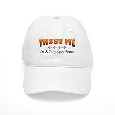 Trust Compliance Person Baseball Cap
