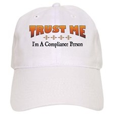 Trust Compliance Person Hat
