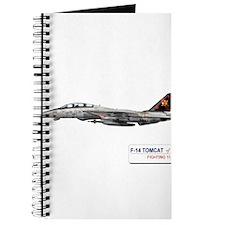 Tomcat fighter jet Journal