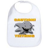 Sharks Cotton Bibs
