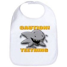 Cute Shark Bib