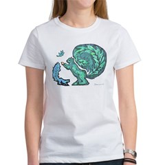 Earthy Squirrel Women's T-Shirt