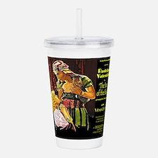 Rudolph Valentino 'Son of Sheik' Poster Acrylic Do