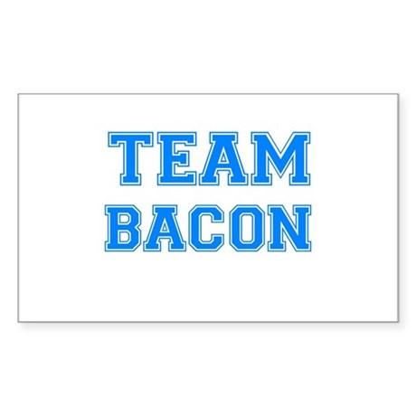 TEAM BARRON Rectangle Sticker