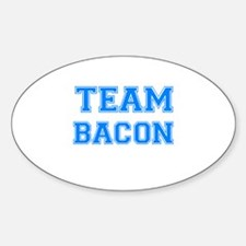 TEAM BARRON Oval Decal