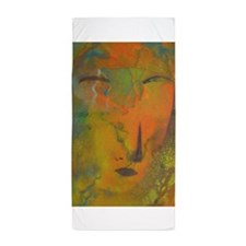 Fading memory Beach Towel