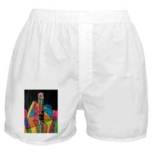 Playing the Bass Boxer Shorts