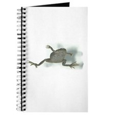 Frogs tote Journal