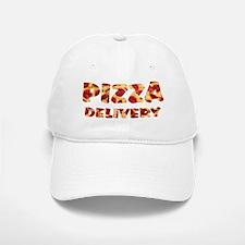 Pizza Delivery Baseball Baseball Baseball Cap
