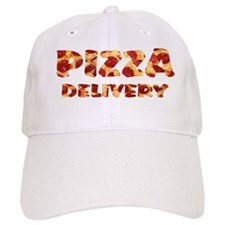 Pizza Delivery Baseball Baseball Cap