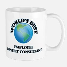 World's Best Employee Benefit Consultant Mugs