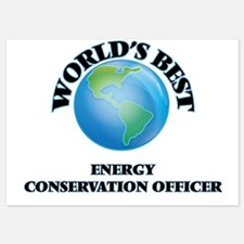 World's Best Energy Conservation Offic Invitations
