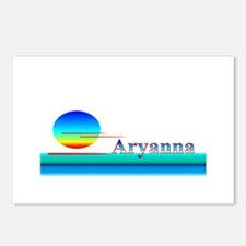 Aryanna Postcards (Package of 8)