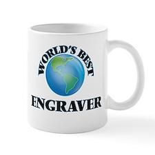 World's Best Engraver Mugs