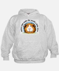 Guinea pigs make the world... Hoodie