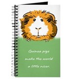 Guinea pigs Journals & Spiral Notebooks