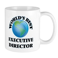 World's Best Executive Director Mugs