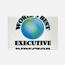 World's Best Executive Director Magnets