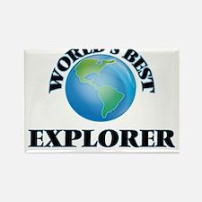 World's Best Explorer Magnets