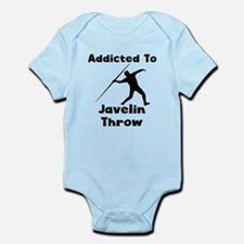 Addicted To Javelin Throw Body Suit