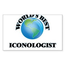 World's Best Iconologist Decal