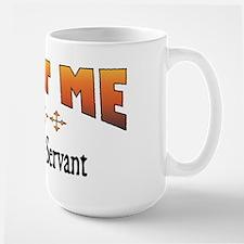 Trust Civil Servant Large Mug
