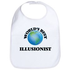 World's Best Illusionist Bib