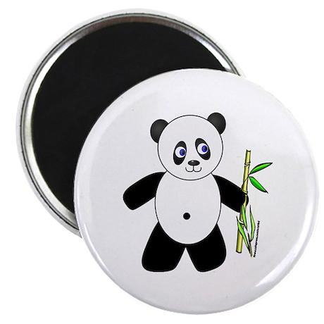 Lucky Panda Magnet