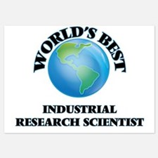 World's Best Industrial Research Scien Invitations