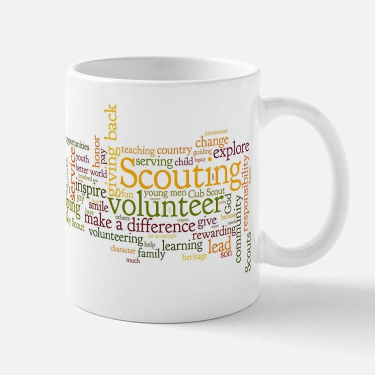 Scouting Volunteer Mug