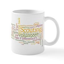 Scouting Volunteer Small Mug