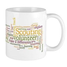 Scouting Volunteer Small Mug