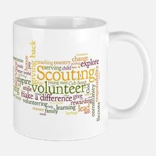 Scouting Volunteer Small Small Mug