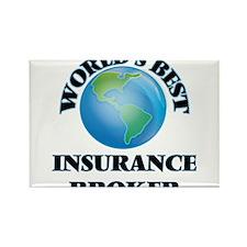 World's Best Insurance Broker Magnets