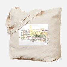 Scouting Volunteer Tote Bag