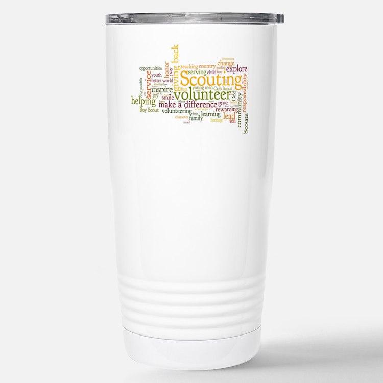 Scouting Volunteer Travel Mug