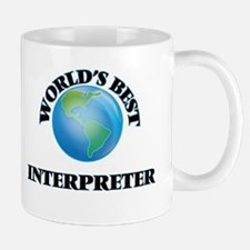 World's Best Interpreter Mugs